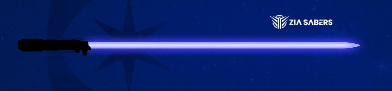 Blue Light sabers