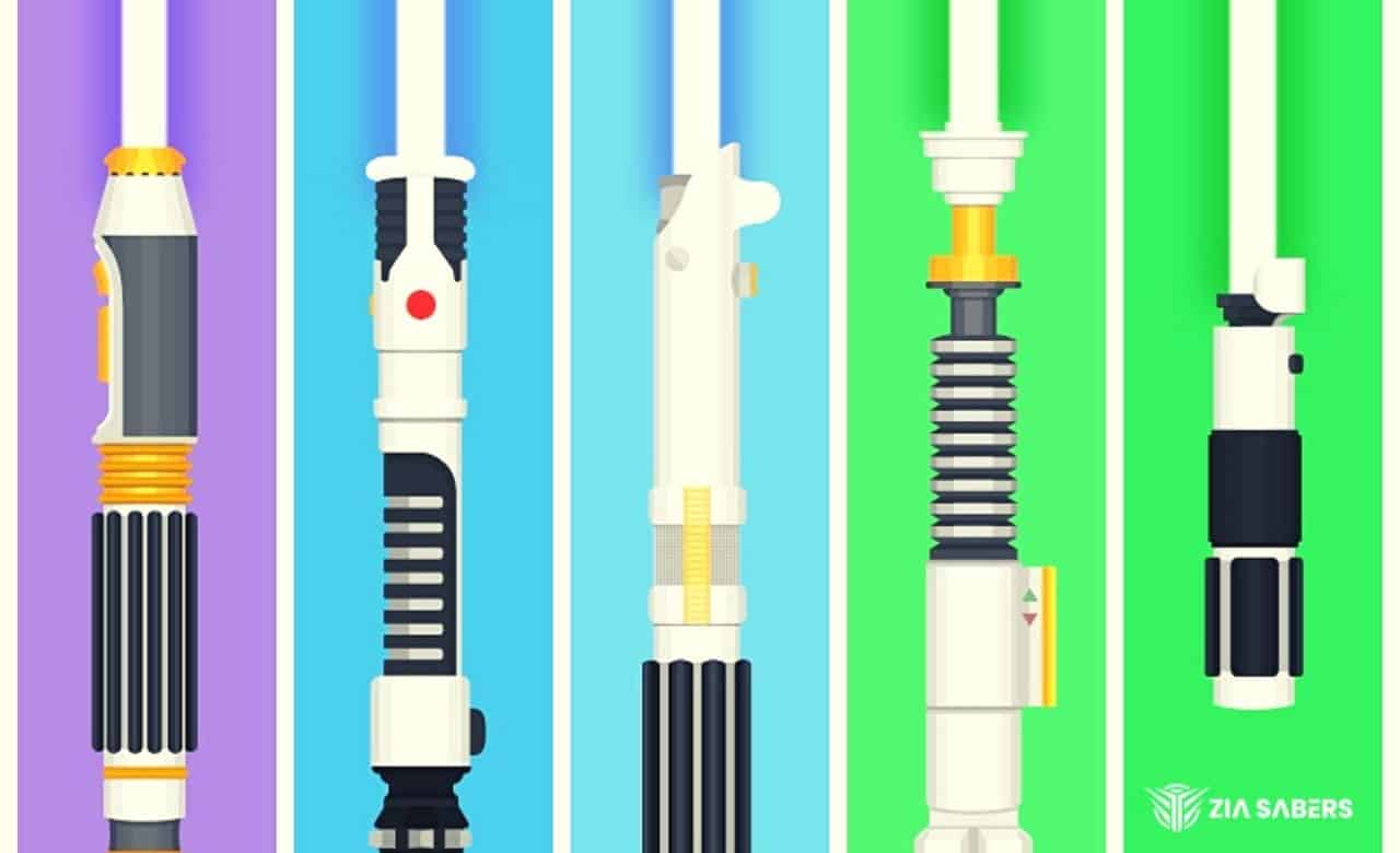 What Do Lightsaber Colors Mean?