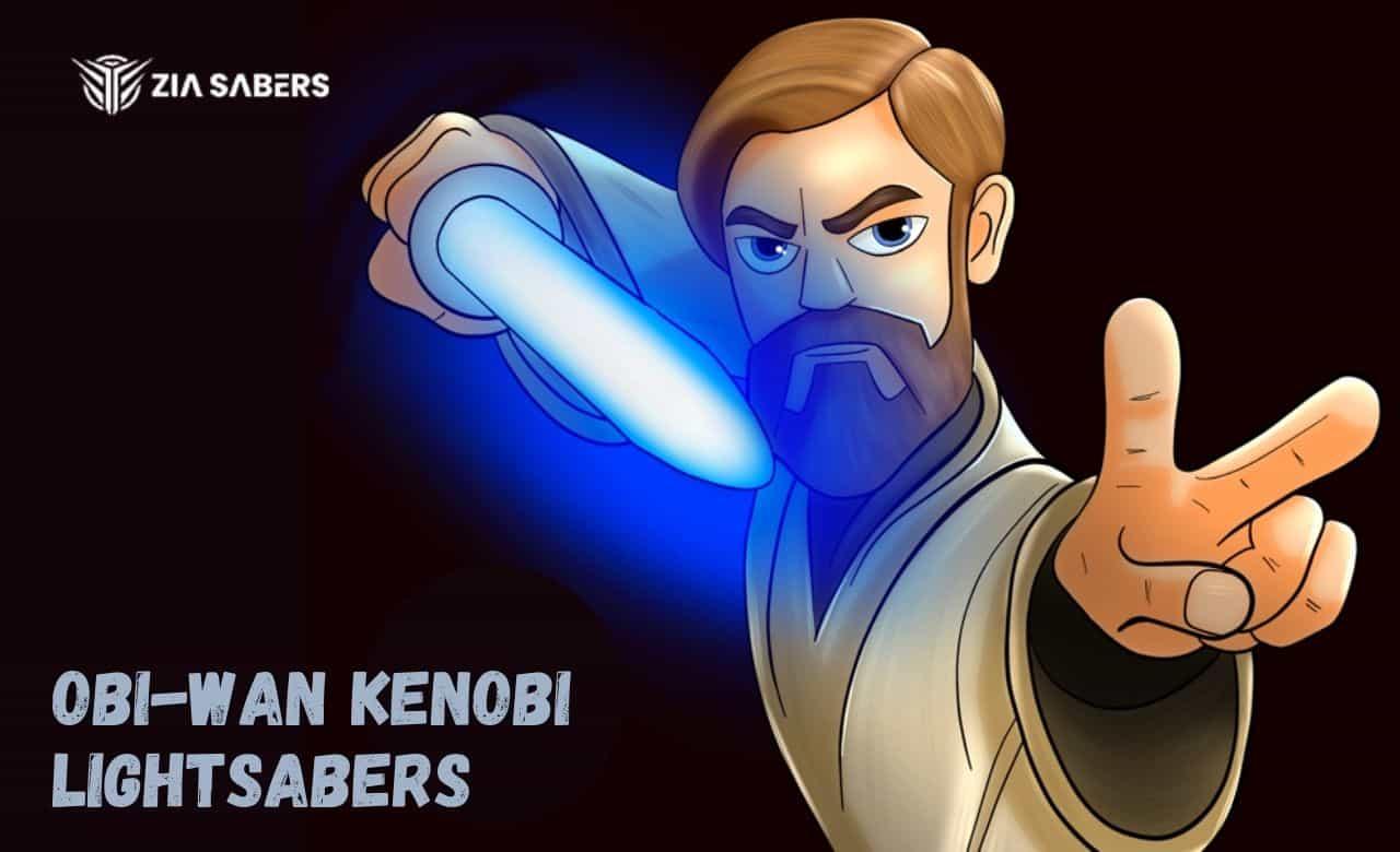Obi-wan Kenobi blue lightsaber